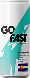 Go Fast   Coconut Can